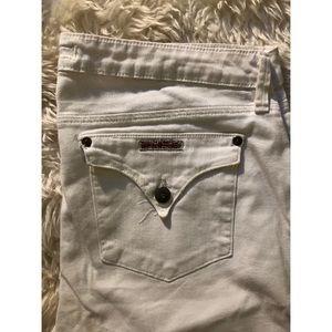 Hudson Jeans Jeans - Hudson white skinny jeans